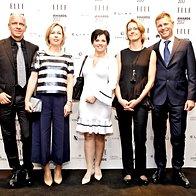 Gregor Kampjut, Helena Rupnik, Aleksandra Kostanjevec, Nataša in Klemen Grebenšek  (DC Arsderma) (foto: Aleksandra Saša Prelesnik )