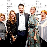 Nina Erčulj, Urška Čadež Kržišnik, Jernej Cuder, Petra Furlan in Zora Peruško (Adria Media Ljubljana) (foto: Aleksandra Saša Prelesnik )