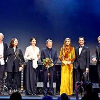 Skupinska fotografija prejemnikov nagrad Elle Style Awards (foto: Primož Predalič)