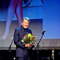 Stane Jerko, prejemnik nagrade za življenjsko delo (foto: Primož Predalič)