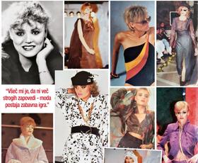 Branka Kržin: od pist do modnega zaodrja (intervju)