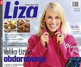 Nova Liza tokrat v kompletu s knjigo o Goranu Dragiću!