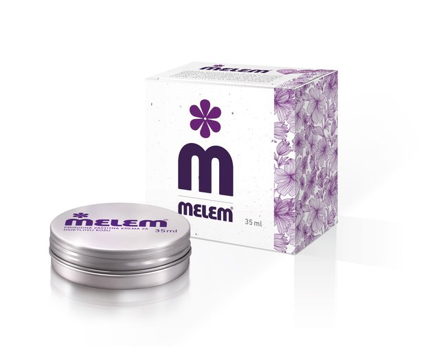 Učinkovita krema, za prijeten žameten občutek - Foto: Melem