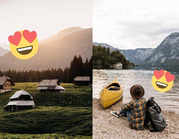 TO so naše najljubše fotografije Slovenije v 2017! - Foto: instagram