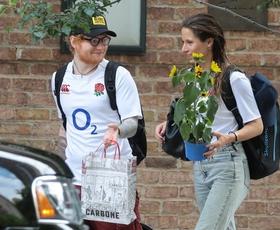 Kdo je 25 - letnica, ki je zmešala glavo Eda Sheerana?