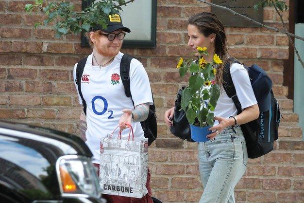 Kdo je 25 - letnica, ki je zmešala glavo Eda Sheerana? - Foto: profimedia