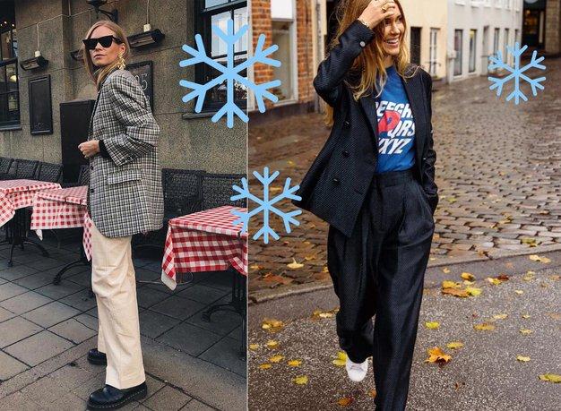 So Skandinavke nove Parižanke? To so modne influencerke, ki jim boste želele slediti! - Foto: Instagram