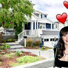 FOTO: To je kalifornijska hiša Zoey Deschanel, za katero je pravkar odštela 5 milijonov evrov!