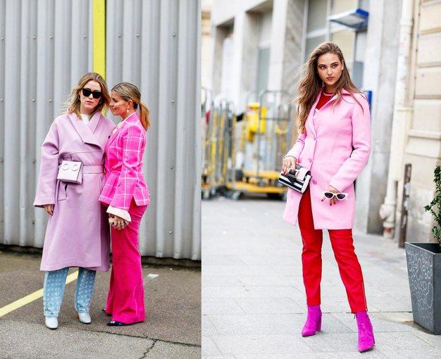 5 barvnih kombinacij, ki jih bomo nosile prihajajočo sezono! - Foto: profimedia