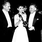 Audrey Hepburn je leta 1954 na prireditev Oskarji oblekla Givenchy obleko, ki so jo leta 2011 na dražbi prodali za 131.300 dolarjev. (foto: profimedia)