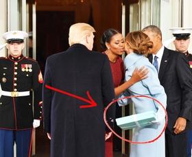 Michelle Obama je končno razkrila, kaj se je skrivalo v razvpiti Tiffany škatli!