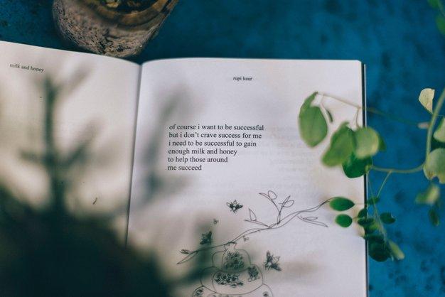 Našle smo poezijo, ki ozdravi še tako strto srce! - Foto: Sandrachile . / Unsplash
