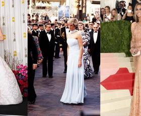 Uau! Poglejte 14 najdražjih svečanih oblek vseh časov!
