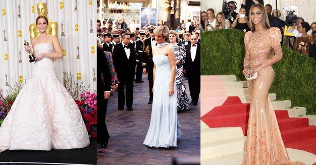 Uau! Poglejte 14 najdražjih svečanih oblek vseh časov! - Foto: Profimedia, profimedia
