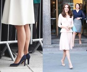 TO naj bi bil trik, ki Kate Middleton cel dan pomaga ostati v petkah!