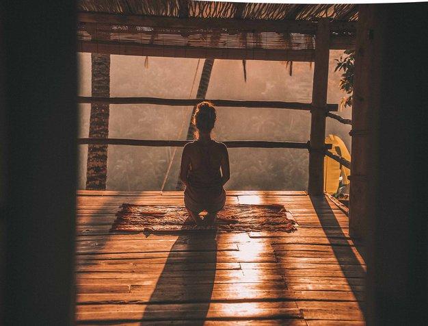 Sensa joga vikend v Bohinju: Stres? Ne, hvala! - Foto: Jared Rice / Unsplash