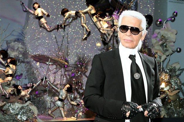 Karl Lagerfeld je razkril svoje najljubše modne pesmi! - Foto: profimedia