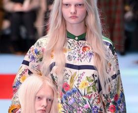 Moda ta teden: Trend z minulega tedna mode vas bo pustil odprtih ust