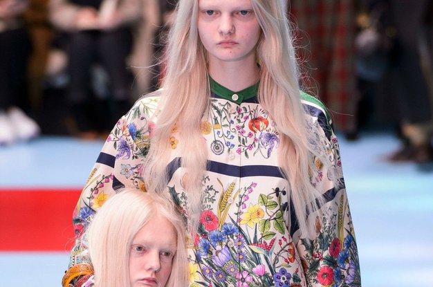 Moda ta teden: Trend z minulega tedna mode vas bo pustil odprtih ust - Foto: Profimedia