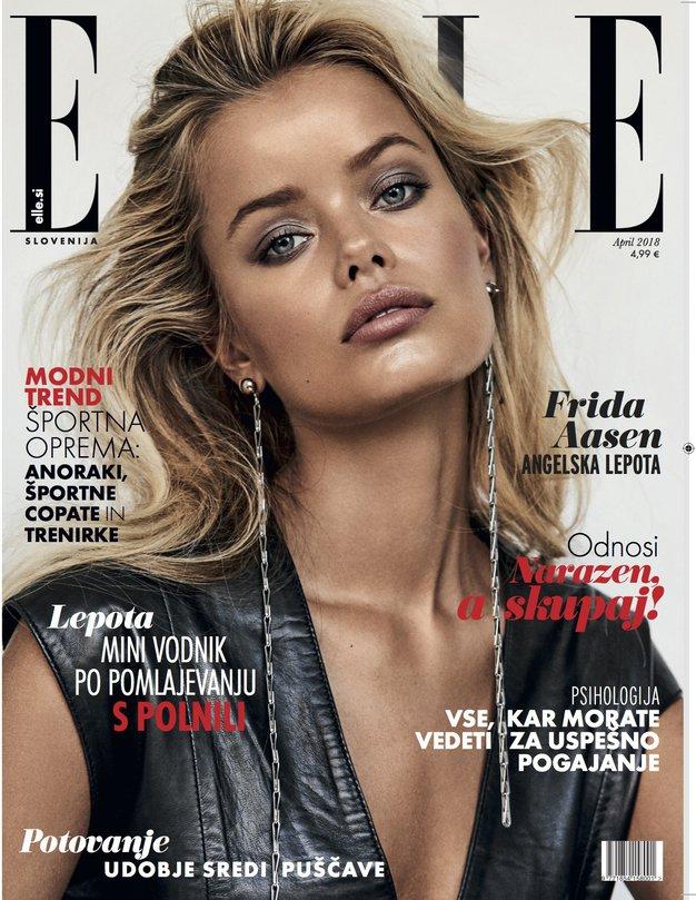 Zunaj je nova Elle! Preverite, kaj napovedujejo dekleta z uredništva! - Foto: Elle Slovenija