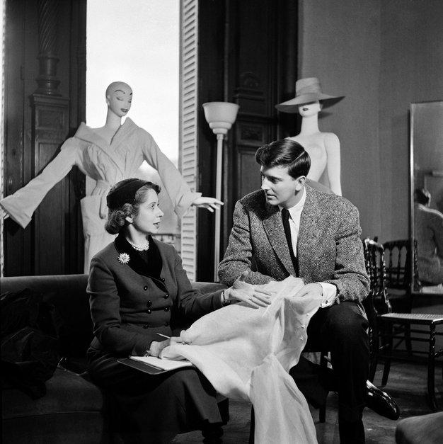 Moda ta teden: Umrl je Hubert de Givenchy - Foto: Profimedia
