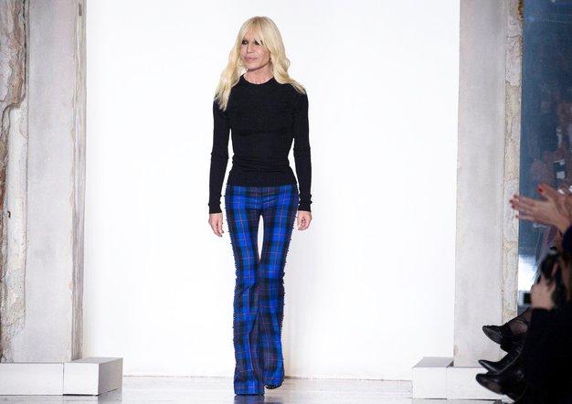 Versace je NAVDUŠIL z novo poslovno odločitvijo! - Foto: Profimedia