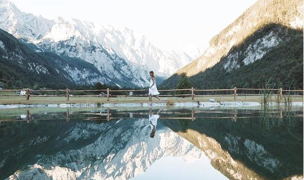 Najbolj fotogenični kotički Slovenije (po izboru Instagramerjev) - Foto: Instagram
