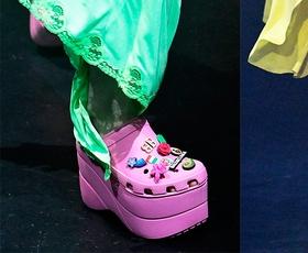 Po Balenciagi Crocs napoveduje novo modno sodelovanje!