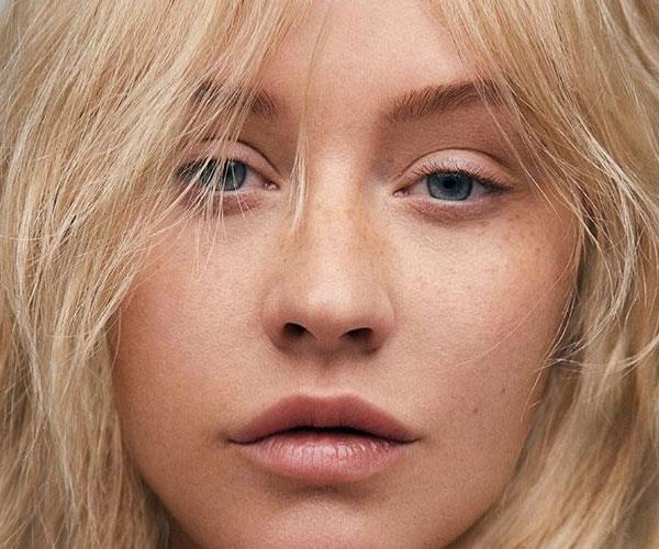 Christina Aguilera je posnela (prelepo) kampanjo brez ličil! - Foto: Instagram.com / Papermagazine