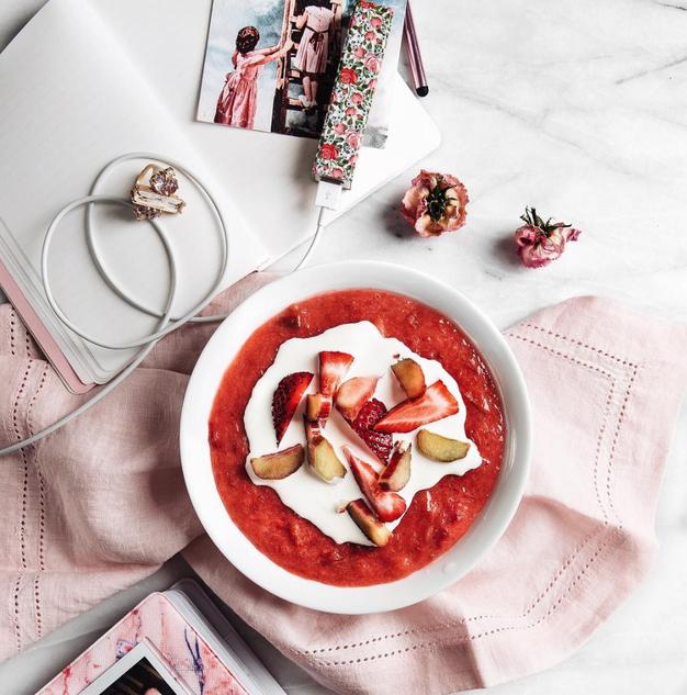 Recept: TA danska sladica ni le izredno trendi, ampak tudi ZDRAVA in OKUSNA! - Foto: Instagram.com/ @katekosaya