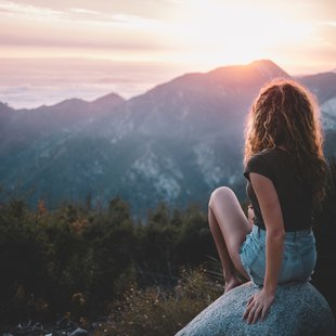 Kaj je značilno za žensko, ki sledi sebi?
