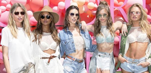 Zvezdnice so na Coachelli napovedale 2 modna trenda, in to sta ...