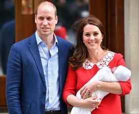 Vse fotografije kraljevega rojstva, ki jih (najverjetneje) še niste videli!