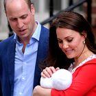 Ste že slišali, kako je ime kraljevemu dojenčku?