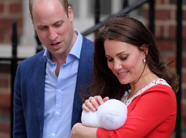 Ste že slišali, kako je ime kraljevemu dojenčku? - Foto: Profimedia