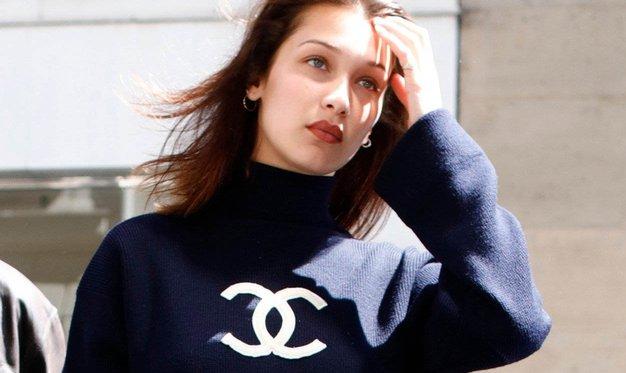 Logotipi so vroči trend te pomladi in TO so načini, kako jih lahko nosite (napotki modne urednice ELLE) - Foto: Profimedia