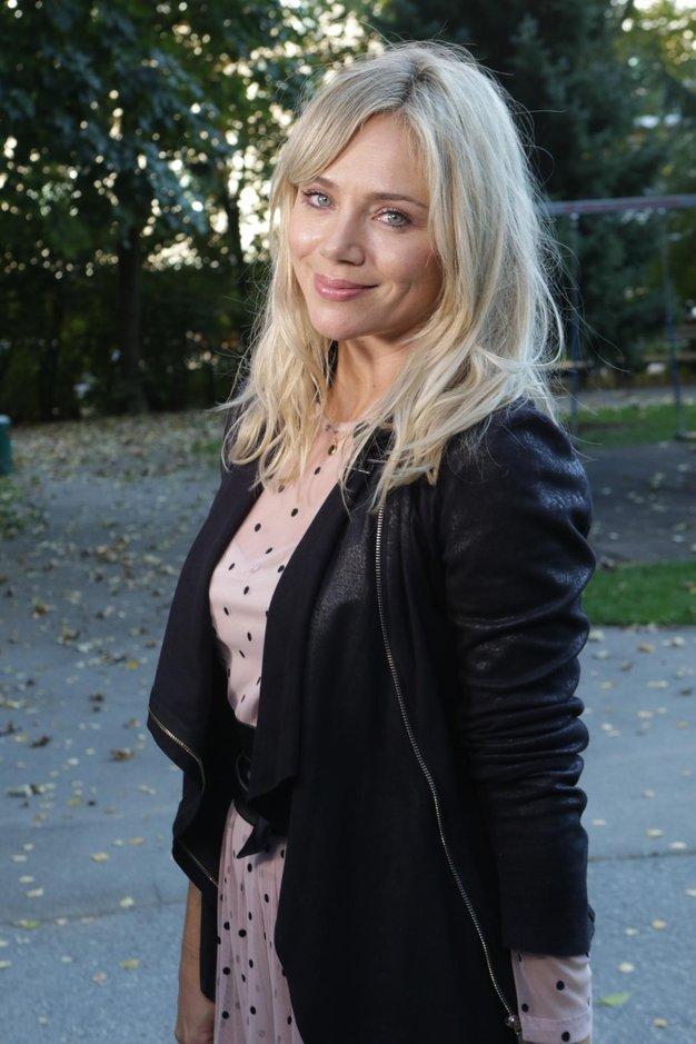 Katarina Čas je razkrila, kateri je njen najljubši film - Foto: Goran Antley