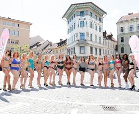 #Proud To Be Me: Kopalke Lisca za vse oblike in velikosti v središču Ljubljane