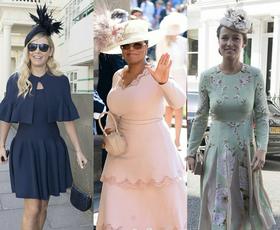 V ŽIVO: Kaj so zvezdnice oblekle na kraljevo poroko?