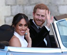 TO so obleke, ki so jih zvezdniki nosili na ZABAVO po kraljevi poroki!