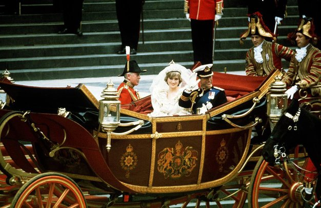 """Ganljiva izpoved princese Diane o svoji poroki. """"To je bil najhujši dan mojega življenja!"""" - Foto: Profimedia"""