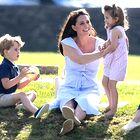 Zarina obleka, ki jo je ta teden nosila Kate Middleton, je popolna za poletje!
