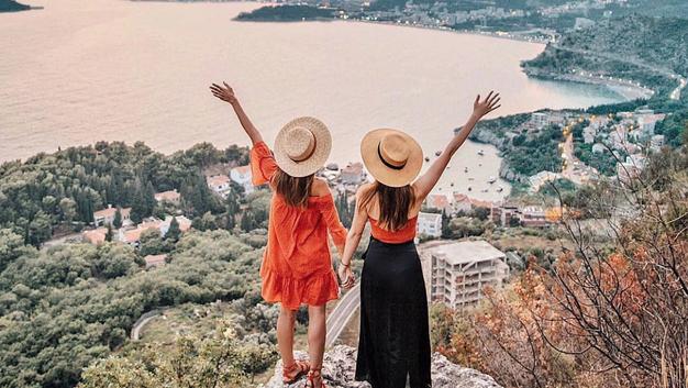 5 UGODNIH idej za poletni vikend pobeg (ravno prav daleč!) - Foto: Instagram.com/mojacrnagora