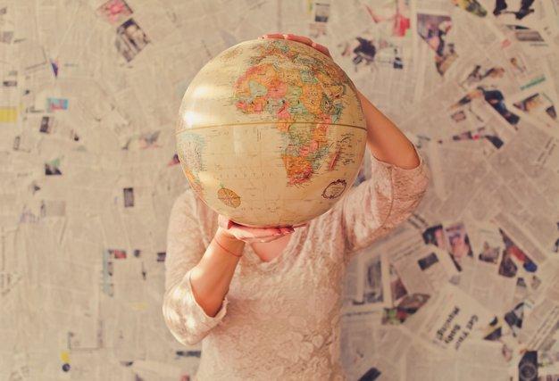 TAKO vas vesolje opozarja, da ste na napačni poti - Foto: Unsplash.com/Slava Bowman
