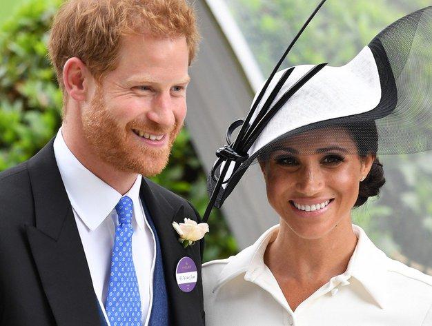 Vse, kar vemo o skrivnih medenih tednih Meghan Markle in princa Harryja! - Foto: Profimedia
