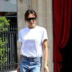 So 'boyfriend' hlače nazaj? Ja, če jih nosite kot Victoria Beckham!