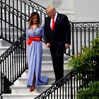 Melania Trump: Tega nismo videli že zelooooo dolgo!