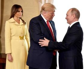 TO je posnetek Melanie Trump, o katerem v teh dneh govori cel svet!