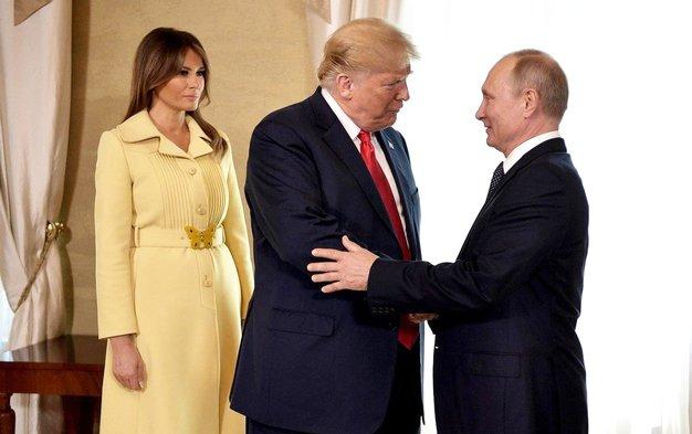 TO je posnetek Melanie Trump, o katerem v teh dneh govori cel svet! - Foto: Profimedia