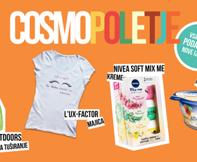 Drugi Cosmo poletni give-away